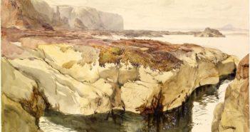 ruskin_Coast-scene-near-Dunbar-1847