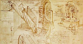 leonardo-da-vinci_water-wheel
