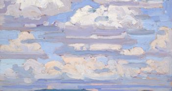Tom-Thomson_Summer-Clouds_-1916