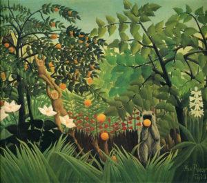 Henri_Rousseau__jungle