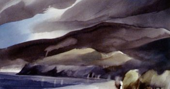 toni-onley_munson-mountain_1993