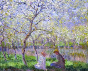 Claude-Monet_Le-Printemps-(Spring)-1886