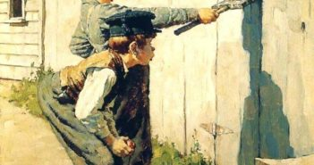 norman-rockwell_tom-sawyer-whitewashing-the-fence