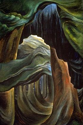 emily-carr-artwork-forest