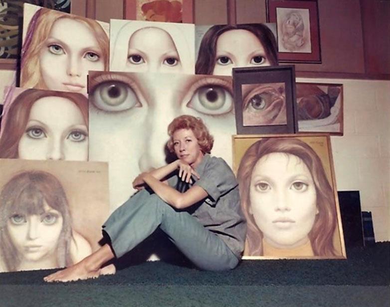 Big Eyes - The Painters Keys