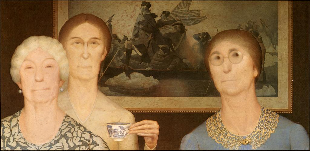 Grant-Wood_Daughters-of-Revolution