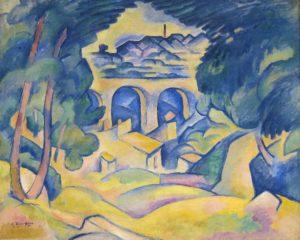 Georges-Braque_1907-08_The_Viaduct_at_L'Estaque
