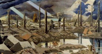 paul-nash_the-menin-road_1919