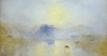 Norham Castle, Sunrise c.1845 Joseph Mallord William Turner 1775-1851 Accepted by the nation as part of the Turner Bequest 1856 http://www.tate.org.uk/art/work/N01981