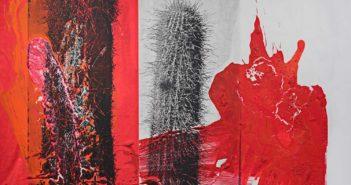 robert-rauschenberg_cactus-kiss_1988