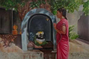 http://painterskeys.com/wp-content/uploads/2018/05/Ramya_A-woman-praying-to-Pillaiyar-wpcf_300x199.jpg