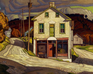 a-j-casson_old-store-at-salem_1980