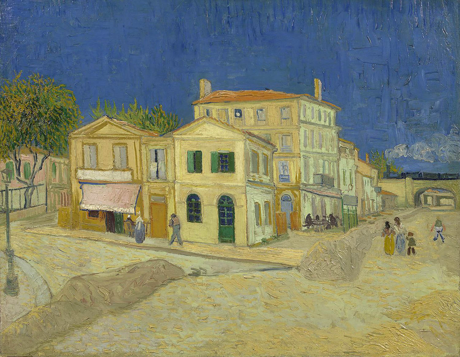Vincent-van-Gogh_The-yellow-house_The-street