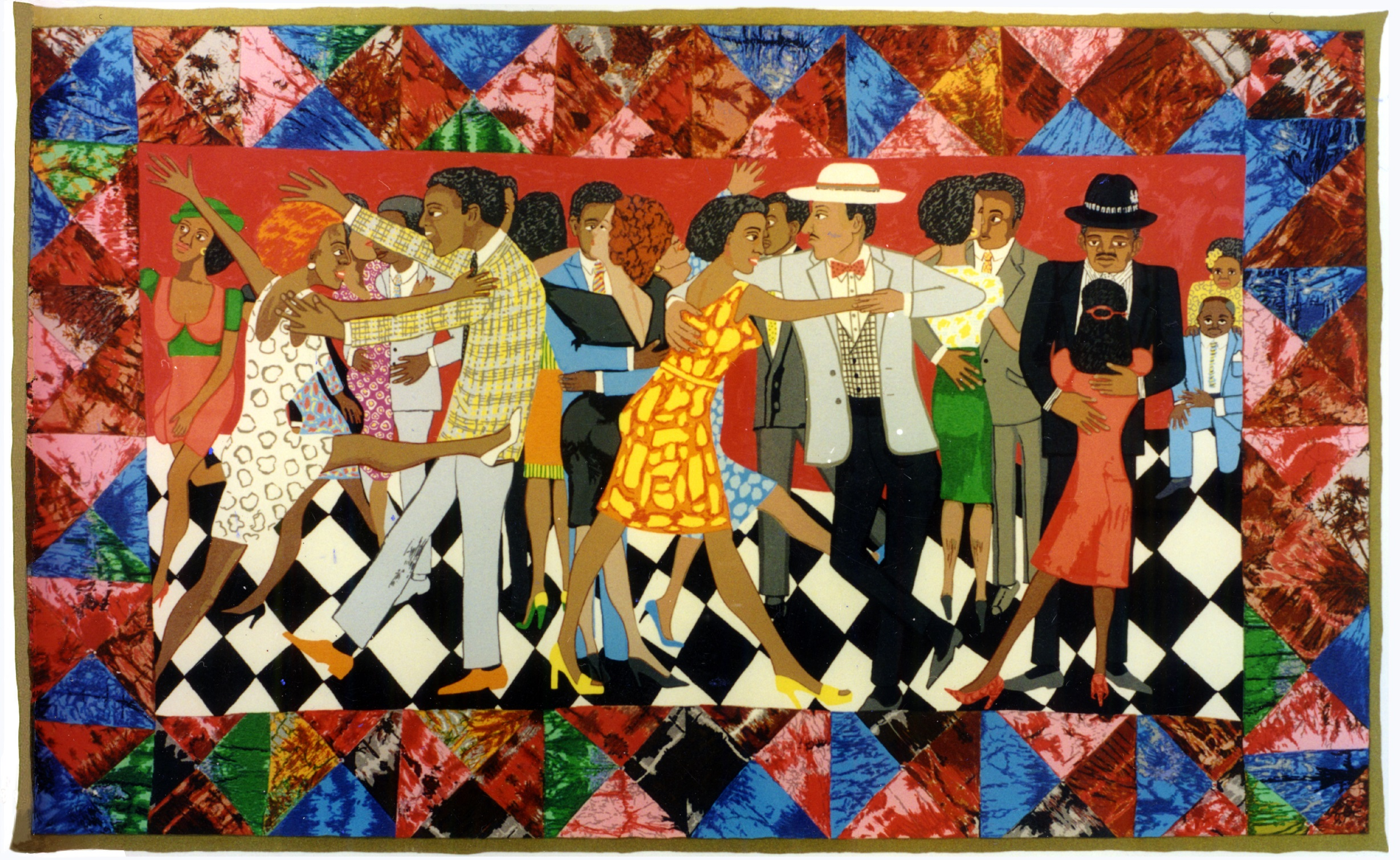 Groovin-High-Faith-Ringgold