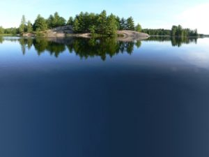 Kawartha Highlands Provincial Park, Wolf Lake, Site 301
