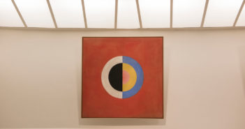 Group IX:SUW, The Swan, No. 17 (1915) by Hilma af Klint (1862-1944)
