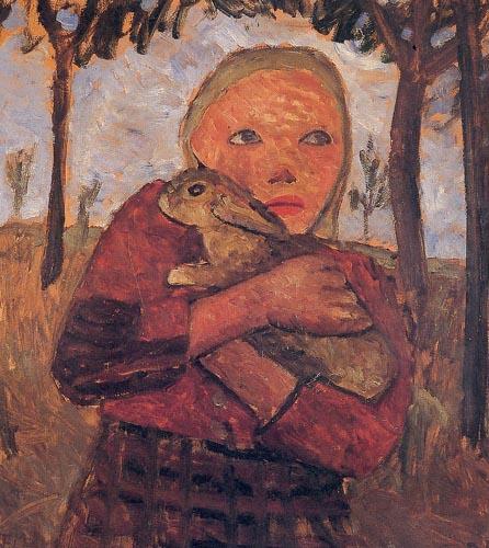 Ma--dchen-mit-Kaninchen-1905