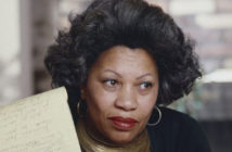 Toni Morrison in New York, 1979. Jack Mitchell photo