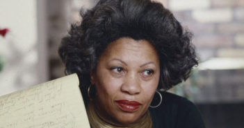 Toni Morrison in New York, 1979. Jack Mitchell photo