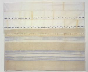 Untitled, 2008 Fabric 83.8 x 99.6 cm by Louise Bourgeois