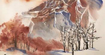 Midwinter Chill by Lisa Chakrabarti