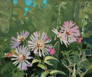 Arnica, 1998 acrylic on canvas 10 x 12 inches by Robert Genn
