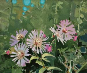 Arnica, 1998 acrylic on canvas 10 x 12 inches by Robert Genn