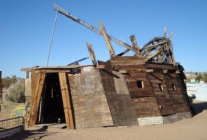 Shelter, 1992-1995 by Noah Purifoy
