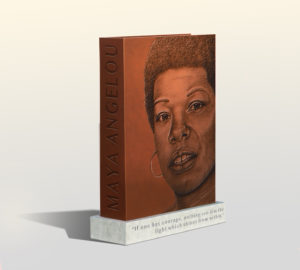 "Rendering of ""Portrait of A Phenomenal Woman"" by Lava Thomas (b.1958) Eren Herbert image"