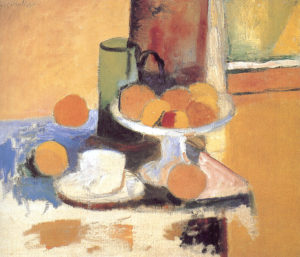 Still Life with Oranges II, 1899 Oil on canvas 46.7 x 55.2 1 cm by Henri Matisse (1869-1954)
