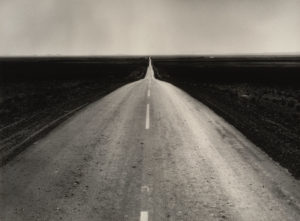 The Road West, New Mexico, 1938 Gelatin silver print by Dorothea Lange