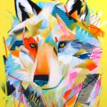 BecomingWolf_16x20_Acrylic_sm