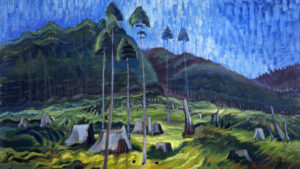 Odds and Ends, 1938-39 Oil on canvas by Emily Carr (1871-1945)