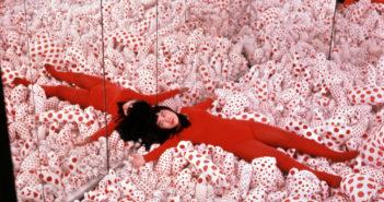 Phalli's Field infinity room, 1965 by Yayoi Kusama