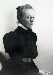 Helene Schjerfbeck c. 1890s
