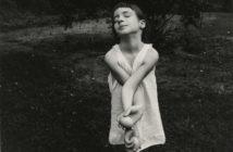 Nancy, Danville, Virginia, 1969, gelatin silver print, 5-1/2 × 7 1/4 inches by Emmet Gowin (b. 1941)